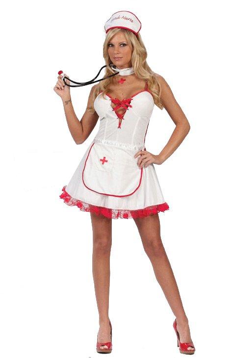 Sexy Nurse. Sexy Librarian