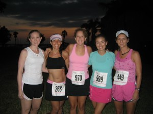 Marathon Moms