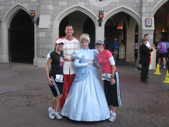 Disney Half Marathon 2009