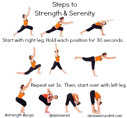 September Fitness Challenge Strength Amp Serenity Run Dmt